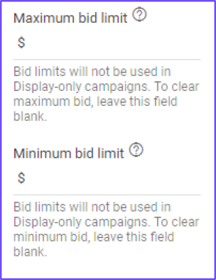 Google Ads Max Bid Strategy